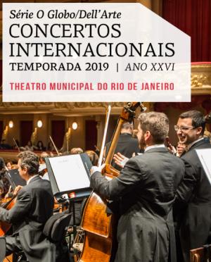 Série O Globo/Dell'Arte Concertos Internacionais 2019